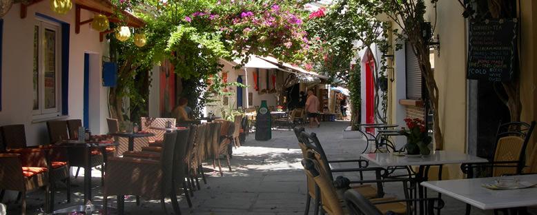 Şehir Sokakları - Kos