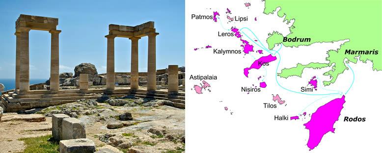 Büyük Yunan Adaları Turu