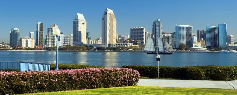 Kent Manzarası - San Diego