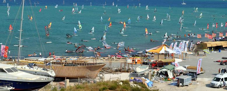 Rüzgar Sörfü - Alaçatı