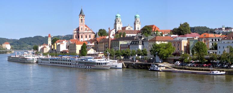 Tarihi Merkez - Passau