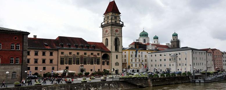 Belediye Binası - Passau