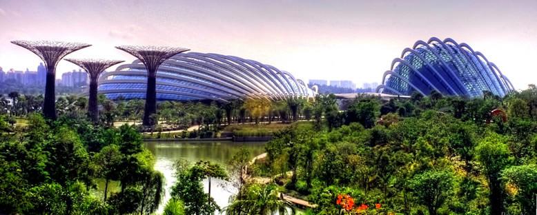 Körfez Bahçesi - Singapur