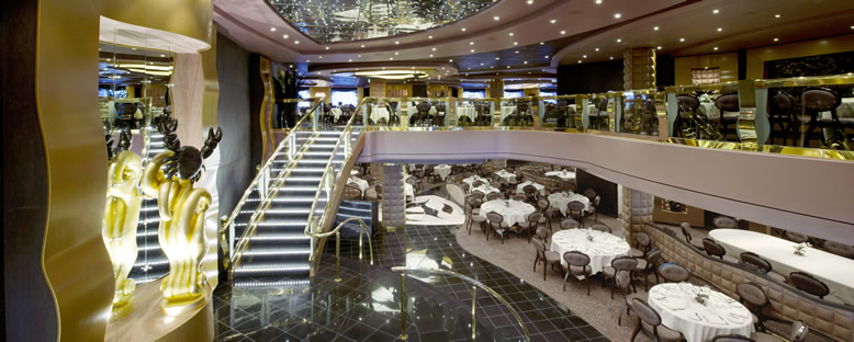 The Black Crab Restaurant - MSC Divina