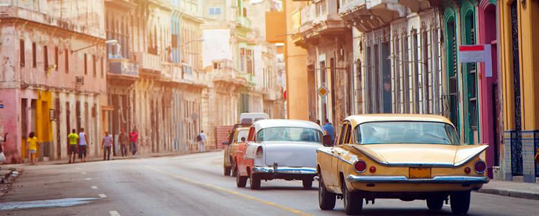Kent Sokakları - Havana