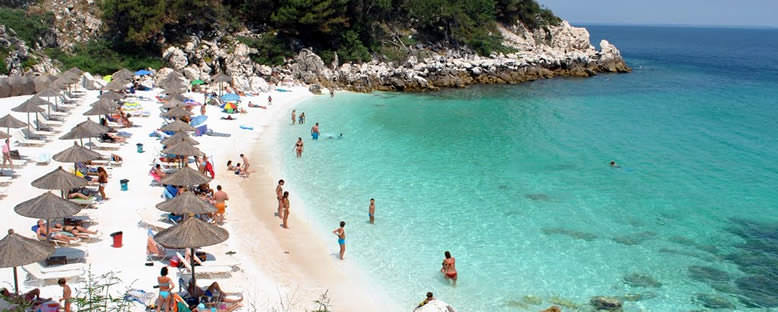 Saliara Plajı - Thassos