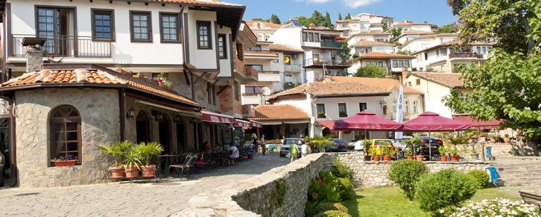 Tarihi Şehir Merkezi - Ohrid
