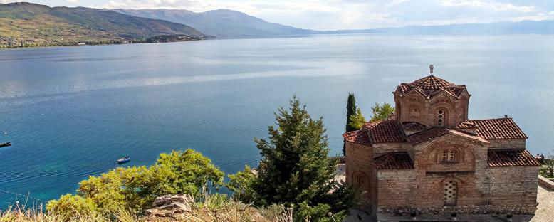 St. Jovan Kilisesi - Ohrid
