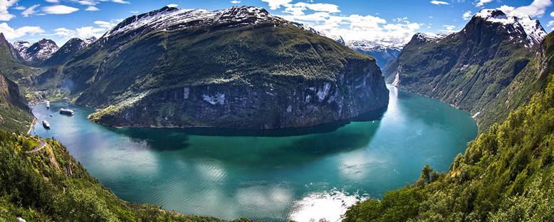 Fiyortlar - Norveç