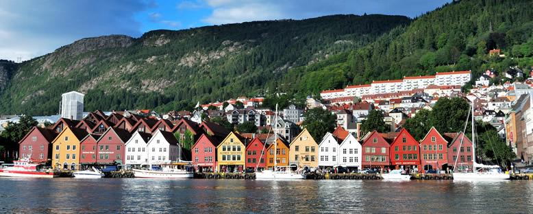 Brygge Fyord Evleri - Bergen