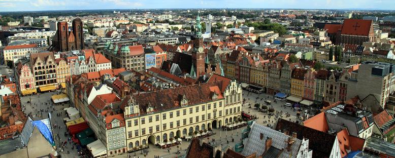 Kent Meydanı - Wroclaw