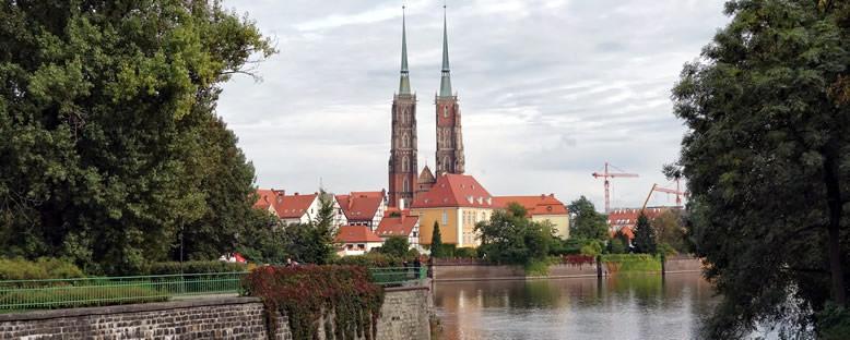 Saint Jean Katedrali - Wroclaw