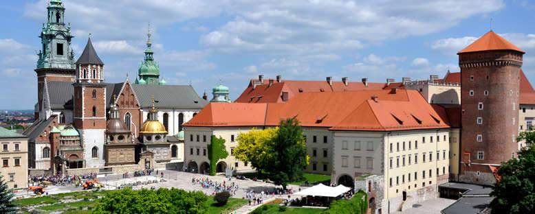 Wawel Şatosu ve Katedral - Krakow