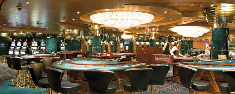 Casino - MSC Orchestra