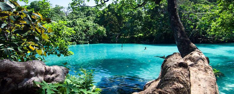 Blue Lagoon - Jamaica