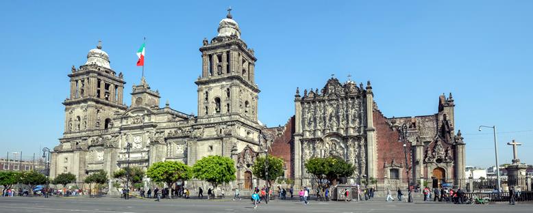 Metropolitan Katedrali - Mexico City
