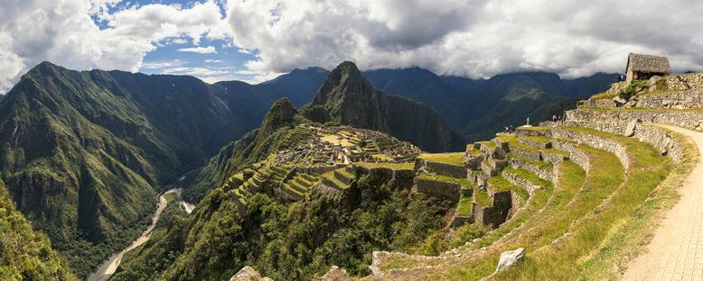 Machu Picchu Manzarası - Kutsal Vadi