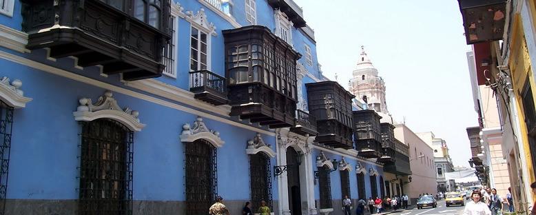 Kolonyal Evler - Lima