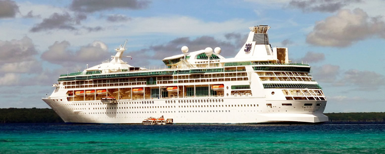 Rhapsody of the Seas Cruise Gemisi