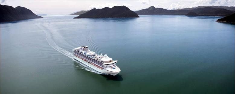 Princess Cruise ile Güneydoğu Asya