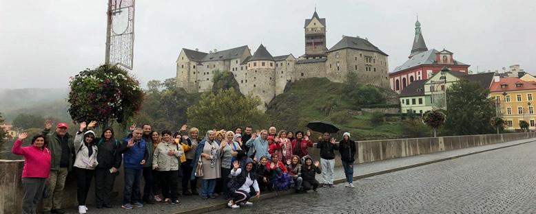 Gruppal Misafirleri Orta Avrupa'da