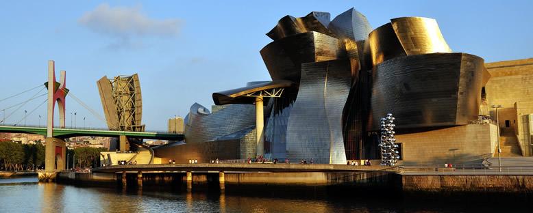 Guggenheim Müzesi - Bilbao