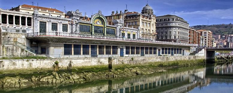 Nehir Kıyıları - Bilbao
