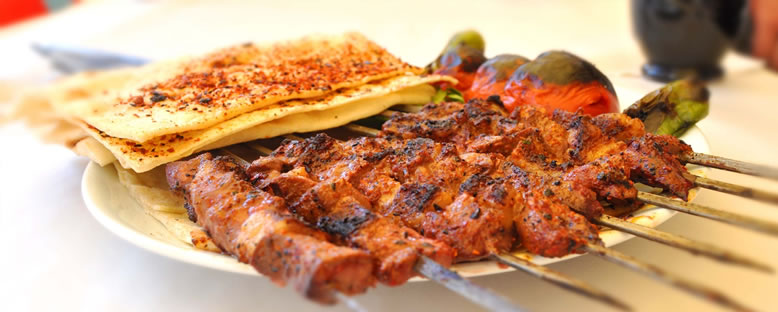 Ciğer Kebabı - Gaziantep