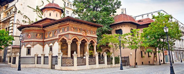 Stavropoleos Manastırı - Bükreş