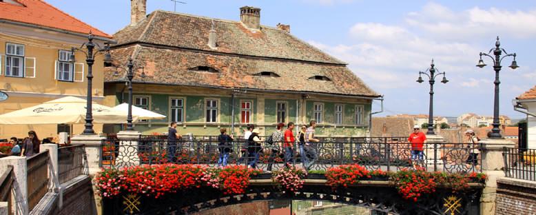 Tarihi Bölge - Sibiu