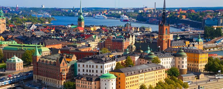 Kent Manzarası - Stockholm
