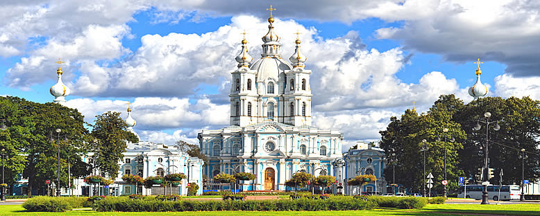St. Nicholas Katedrali - St. Petersburg