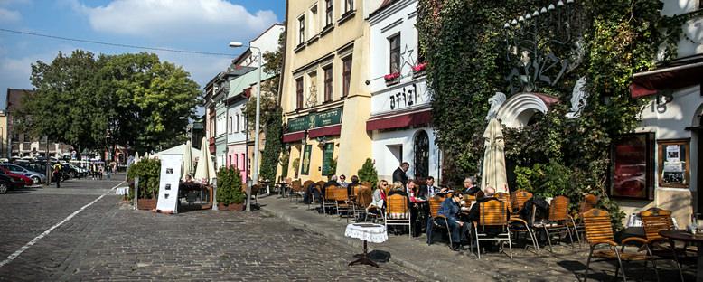 Kazimierz Bölgesi - Krakow