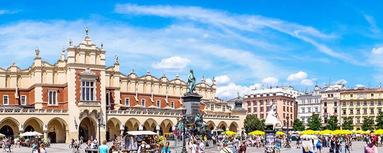 Tarihi Merkez - Krakow