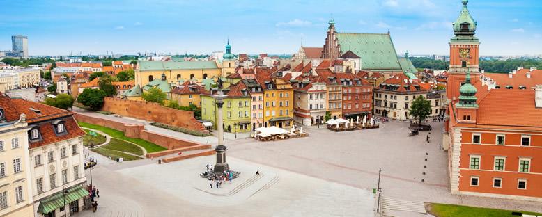 Şato Meydanı - Varşova