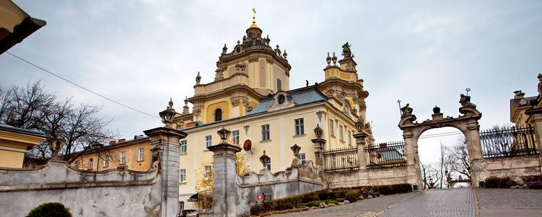 St. George Kilisesi - Lviv