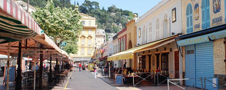 Şehir Sokakları - Nice