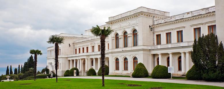 Livadia Sarayı - Yalta