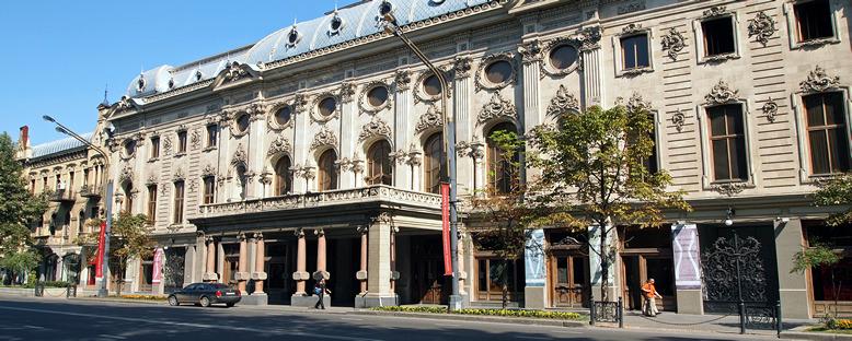 Rustaveli Ulusal Tiyatrosu - Tiflis