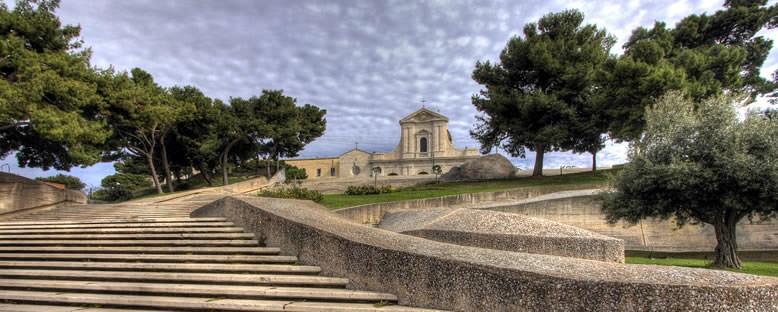 Bonaria Manastırı - Cagliari