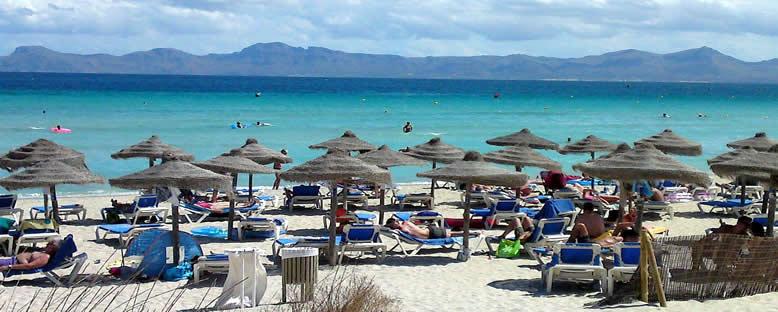 Plajlar - Palma de Mallorca