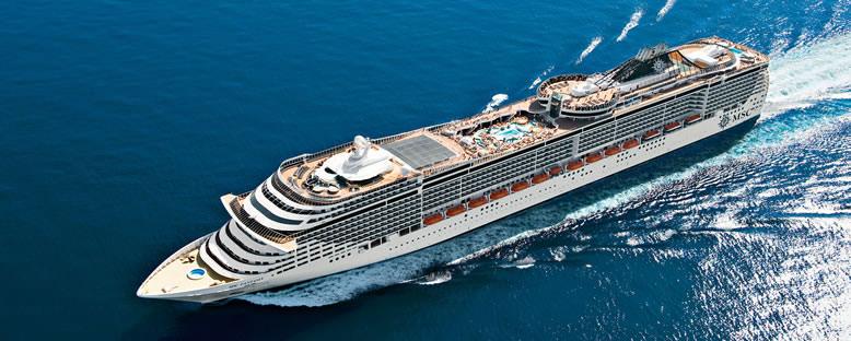 MSC Fantasia Cruise Gemisi