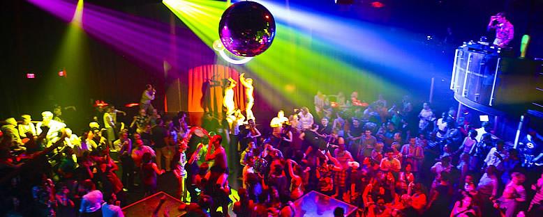 Gece Kulüpleri - Kiev