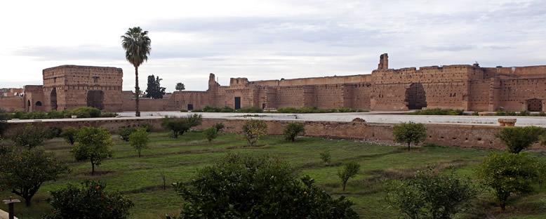 Bahia Sarayı - Marakeş