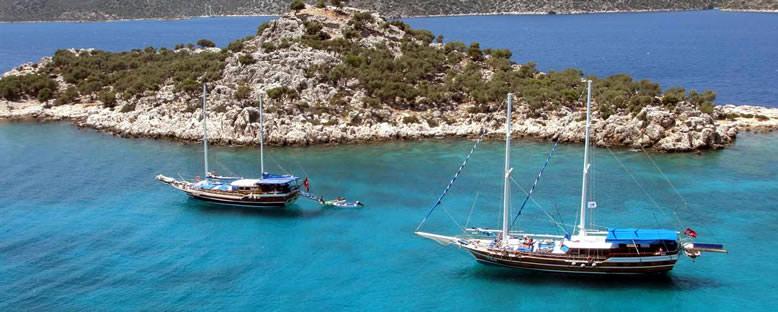 Tekne Turları - Likya