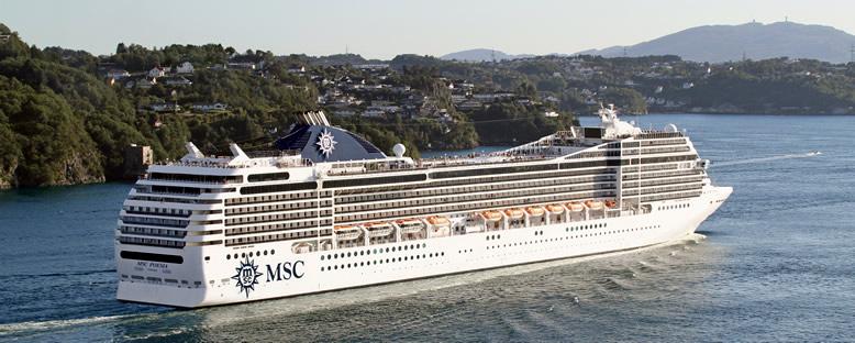 MSC Cruise Gemileri