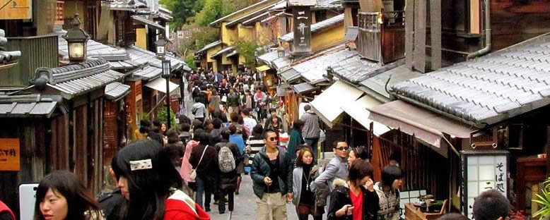 Sannenzaka  - Kyoto