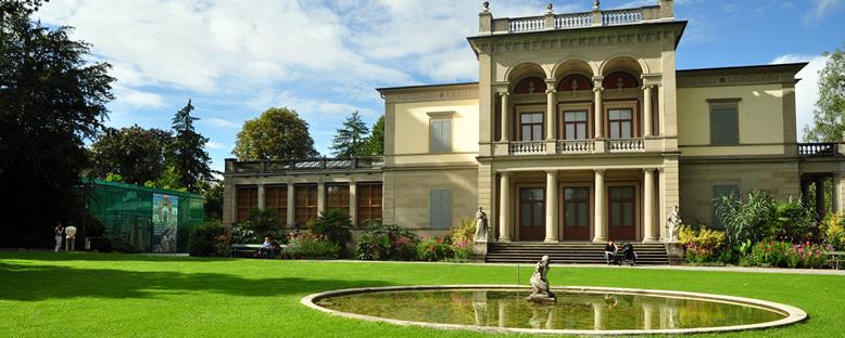 Rietberg Müzesi - Zürih