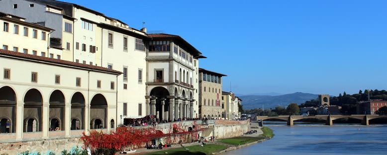 Uffizi Müzesi - Floransa