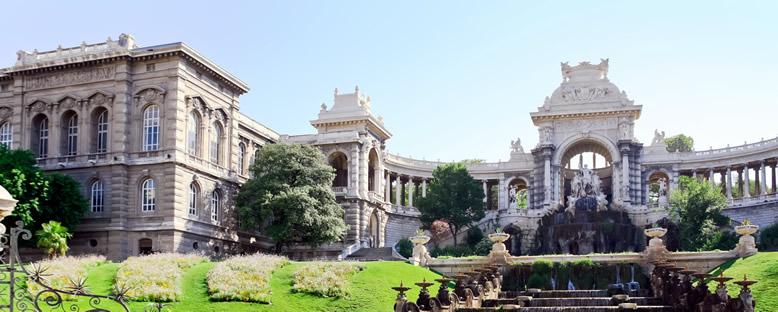 Longchamp Sarayı - Marsilya